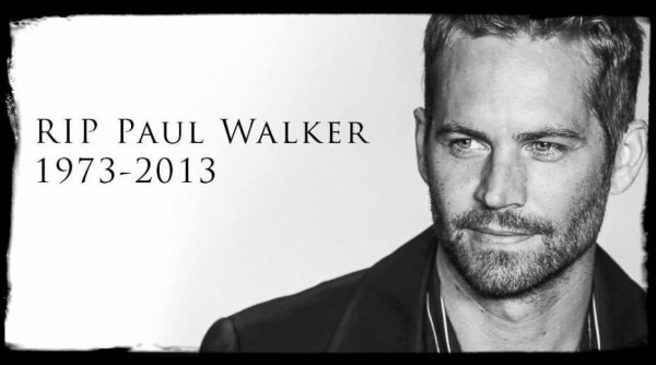 L'erternité pour Paul WALKER, L'avenir pour Fast and Furious
