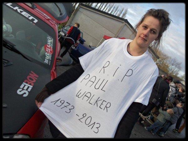 Tous unis pour Paul WALKER, NEELA y était ! (Photos Vidéo)