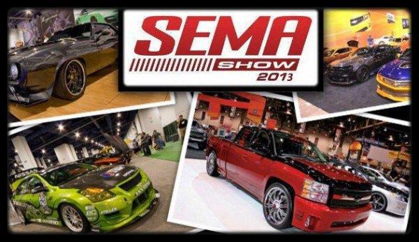 SEMA Show 2013 ... Toute une histoire (Dossier / Vidéos)