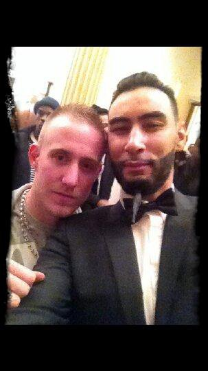 Musique / Son:  La Fouine Team BS + Photos VIP