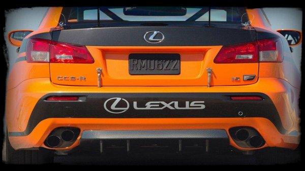"Racing Toujours ! ...  ""Original LEXUS"""