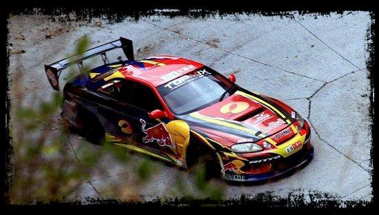 "DRIFT Passion: ""Red Bull Drift Street"""