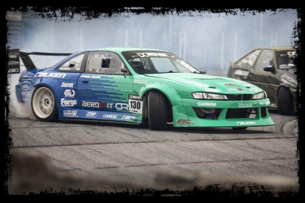 "DRIFT Passion: ""IDC Round 2 - Punchestown"""