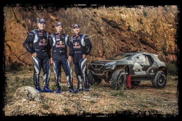 """Peugeot et le Dakar """"La passion à l'état pur - Projet 2008 DKR"""""""