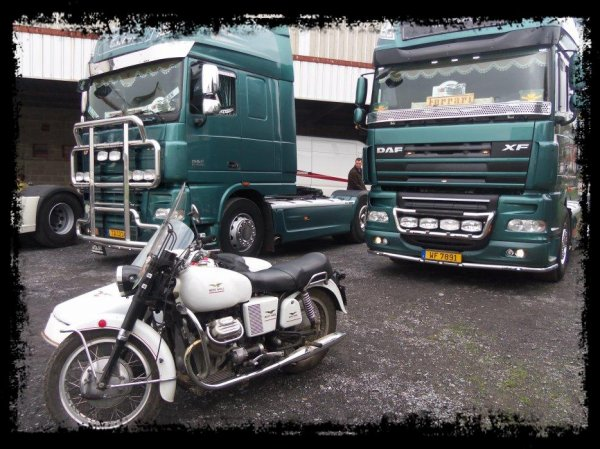 "Meeting La Capelle ""Expo Camions"""