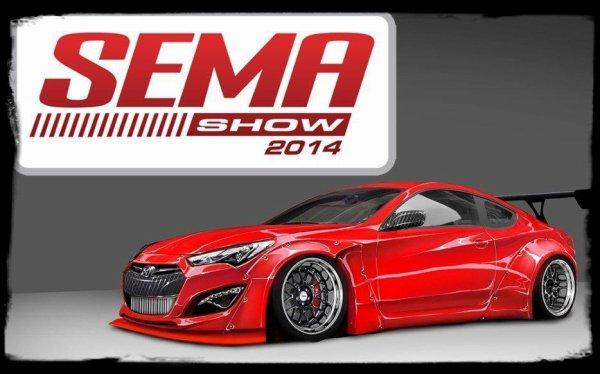 SEMA Show 2014 ... Le Must !