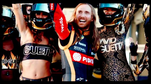 "Musique / Son:  David Guetta ""Dangerous"""