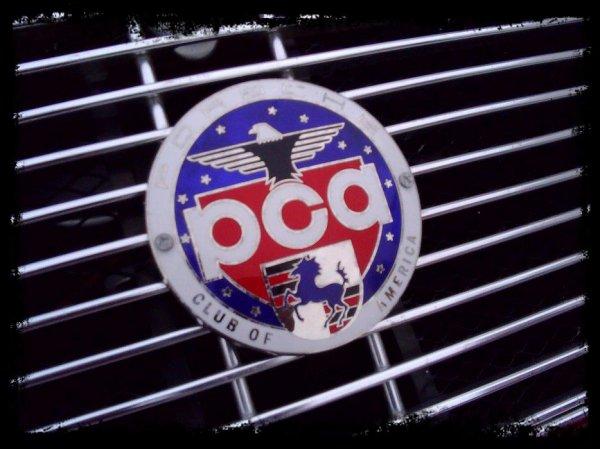 """Vue dans la rue """"Porsche Vintage of America"""""""