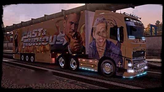 "Truck ""Fast and Furious"""