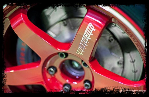 """Cliché Japan Racing """"Mitsubishi Evolution X - Garage G-Force - Kaizen Evolution"""" (Les détails)"""