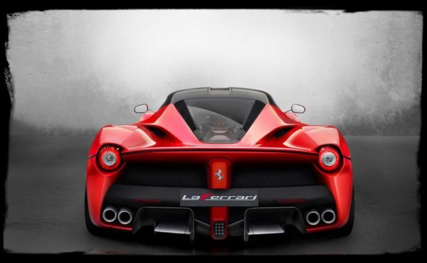 """La FERRARI"" ou la Perfection Automobile !"