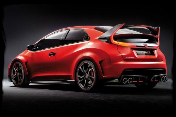 "Clichés Jap Racing ""Honda Civic Type R Concept"""
