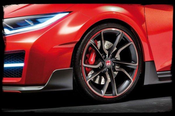 "Clichés Jap Racing ""Honda Civic Type R Concept"""