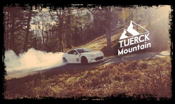 "DRIFT Passion: ""Tuerck Shreds Burke Mountain – The Ultimate FRS Drift Road!"""