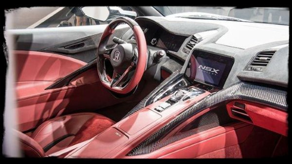 Nouvelle Honda NSX ... Enfin !