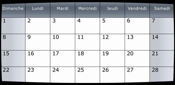Calendrier Février 2015 / Dates Meetings