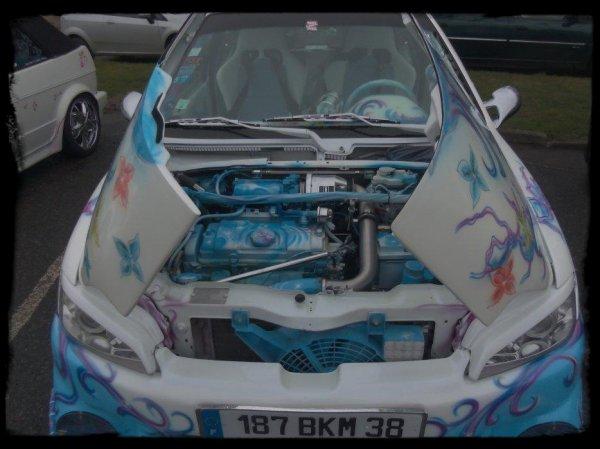 """Meeting de BRESLES """"Show Cars et Peinture"""" (Part 1)"""