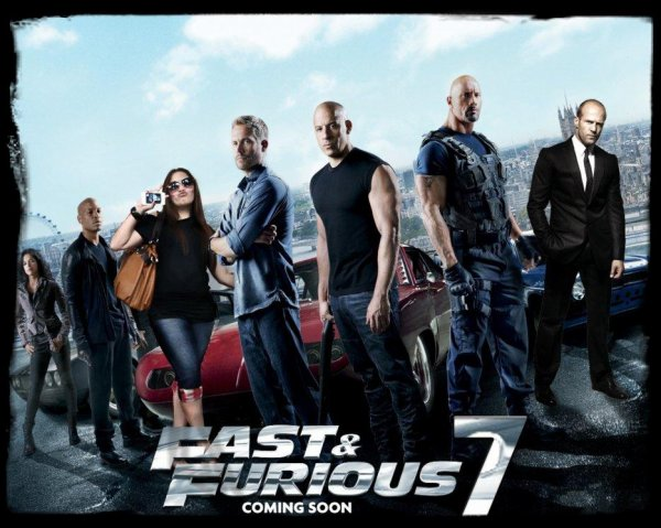 Fast and Furious 7, Un hommage à Paul WALKER !