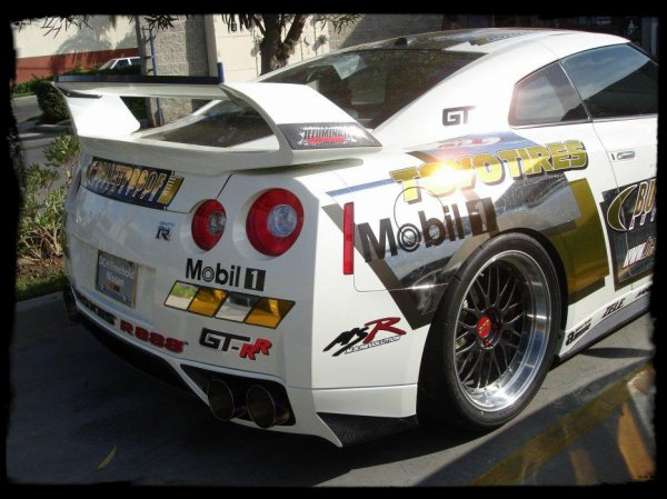 "Cliché Japan Racing ""GTR R35 Bulletproof"""