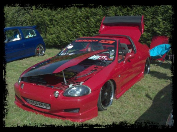 "Meeting de Villeselve ""Des Jap encores plus belles"" Part 2"