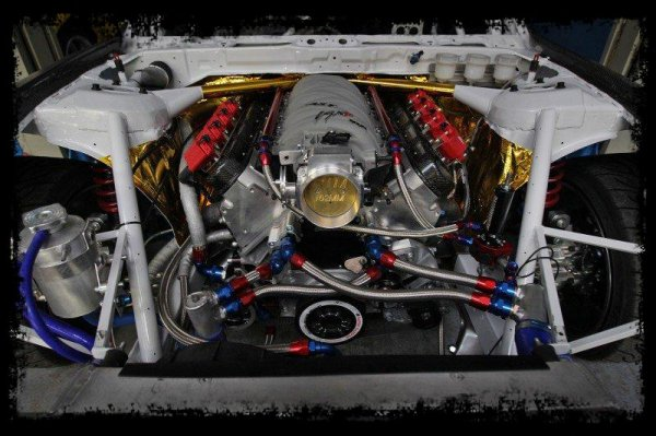 "Démon sur 4 roues:  ""Brill Steel' Carbon V8 S14.5 - Overview, Start Ups & Revs"""