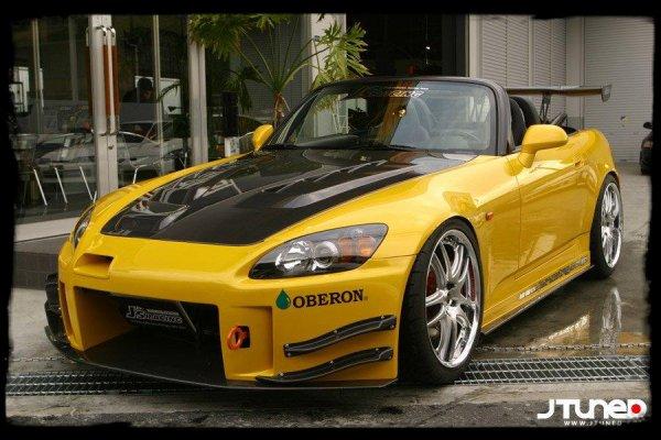 """Cliché Japan Racing """"HONDA S2000 JS Racing"""""""