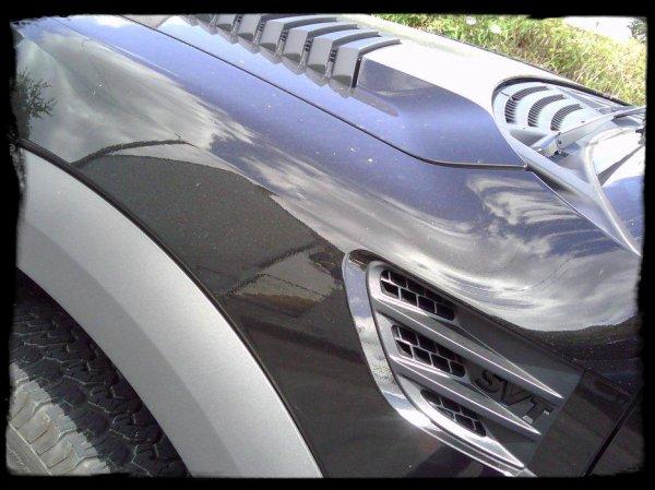 """Vue dans la rue """"FORD F150 Raptor 6.2L SVT"""""""