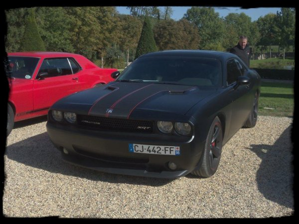 "Rassemblement FORD MUSTANG FRANCE de Versigny (Part4) ""Intruse mais superbe"""