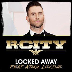 "Musique / Son:  R. City ft. Adam Levine ""Locked Away"""
