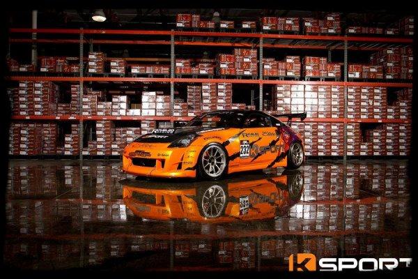 """Cliché Jap Racing """"350 Z - KSport Formula"""" + Vidéo (Part1)"""
