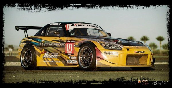 Concepts Time Attack Honda S2000 by N°1