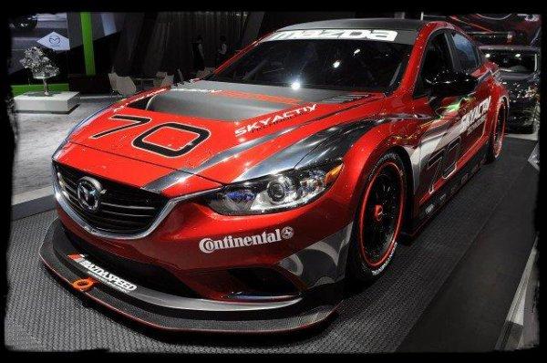 "Cliché Jap Racing ""Mazda 6 Skyactiv-D Racecar"""