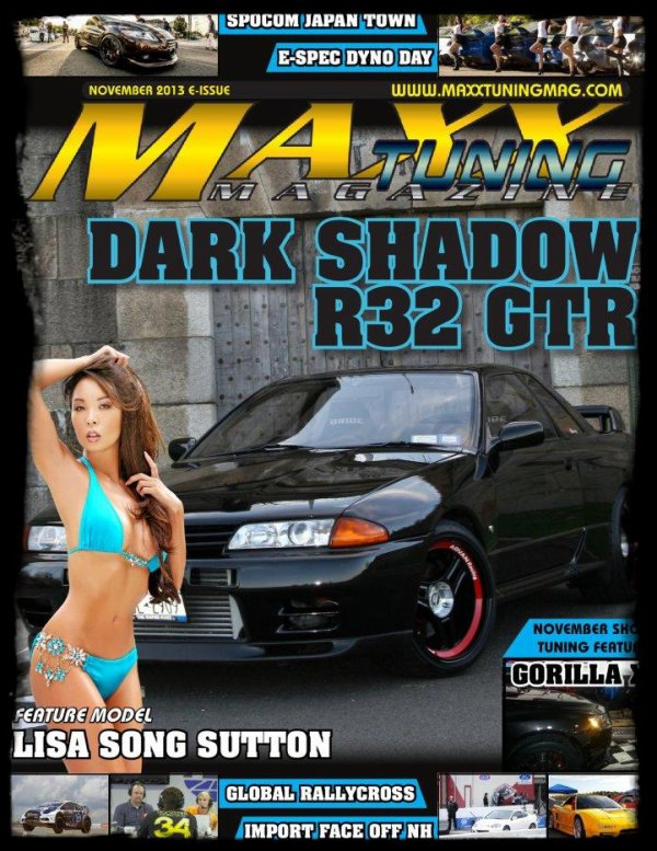 "MAXX Tuning Vidéo ""Hot Import Nights Worcester 2014"""