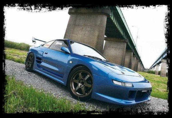 "Cliché Jap Racing "" Toyota MR2 Turbo - Japan's Sickest """