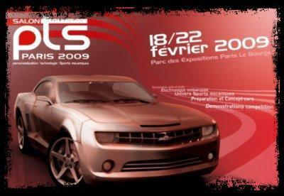 """Paris Tuning Show 2009 """"Quels regrets!"""" (Photos perso - Part1)"""