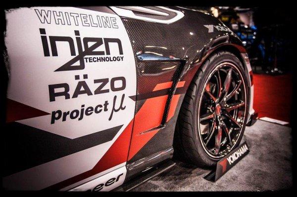 """Cliché Japan Racing """"Une tuerie by SEIBON nomée BZR"""""""