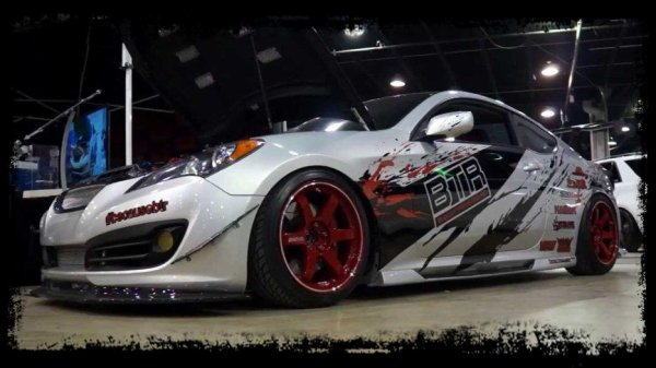 "MAXX Tuning ""Salon Team BTR at Tuner Galleria Chicago 2014"" (Vidéo)"