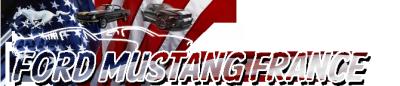 """Vue dans la rue """"FORD Mustang - New Génération"""""""
