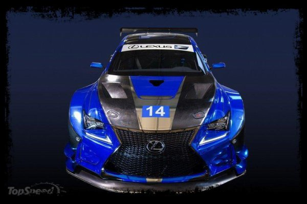 "Cliché Japan Racing: ""LEXUS RC F GT3"" by Performance Racing"