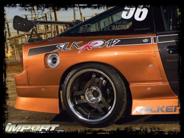 "Cliché Japan Racing ""Nissan 240 SX S13 by ProStreet"""