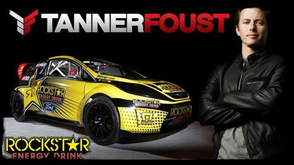 "Drift Passion: "" Tanner Foust Street Drift Mulholland "" (Vidèo)  Touge by ROCKSTAR"