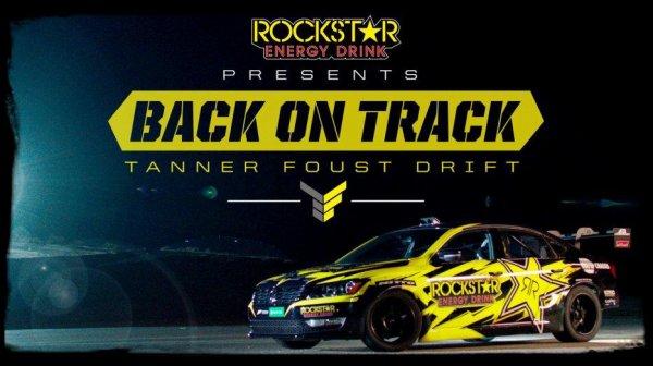 """Drift Passion: """" Tanner Foust Street Drift Mulholland """" (Vidèo)  Touge by ROCKSTAR"""