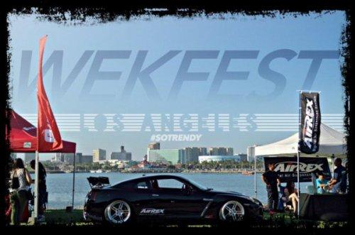 Salon Wekfest Los Angeles 2015 (Extra Vidéo)