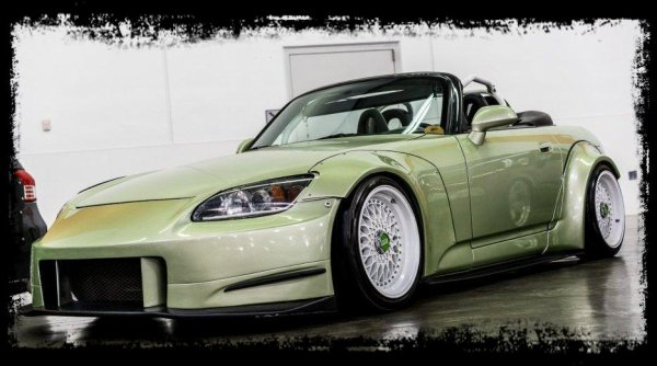 "Cliché Japan Racing ""HONDA S2000 Kit Large by Auto Fashion"""