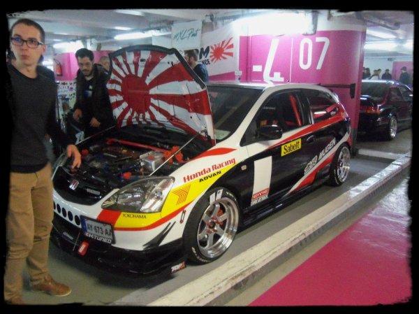 Chika Japan 2016 (Part2) Plein la vue !