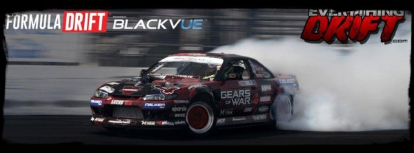 "Drift Passion: ""GoPro Formula Drift Irwindale - Red Bull Drift Shifters"""
