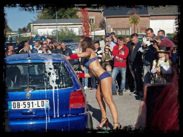"""Meeting de La Capelle: """"Une Cox et un Car wash bien sympa !"""""""
