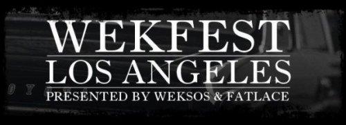 """Un pur régal en vidéo pour tous les passionnés de ce style ! """"WekFest Long Beach and San Jose 2015"""""""