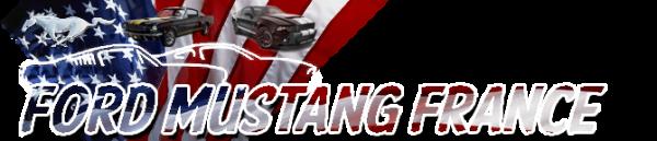 "Vue dans la rue ""Ford Mustang GT"""