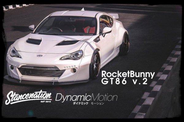 """""""Circuit Soul Rocket Bunny FRS"""" -  Le top en pleine rue ! (Vidéo)"""